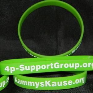 Kammy's Kause Wristband