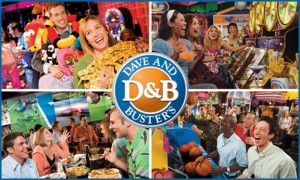 Dave & Buster's Fundraiser